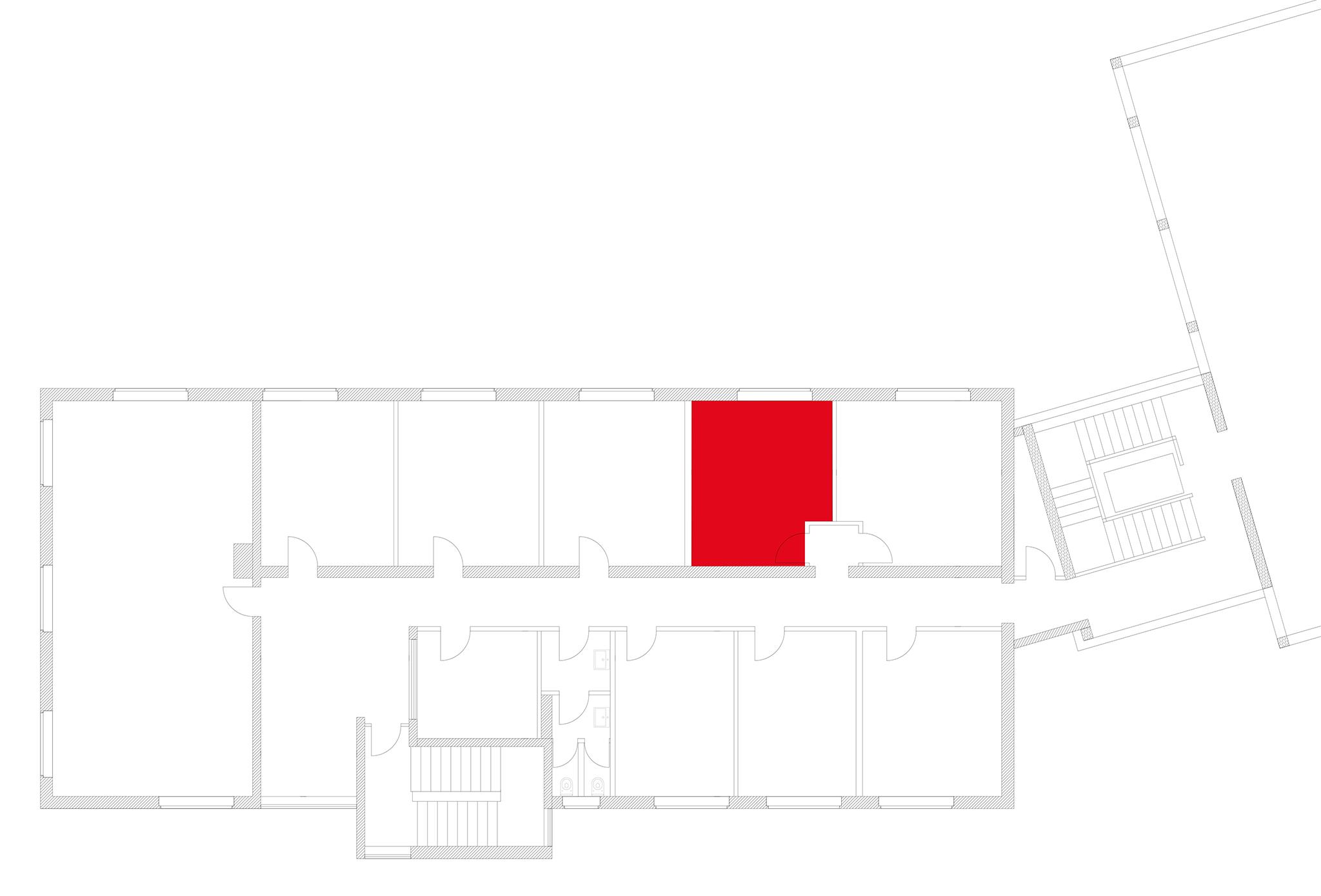 Büro Nunsdorfer Ring 15 NR15.A105