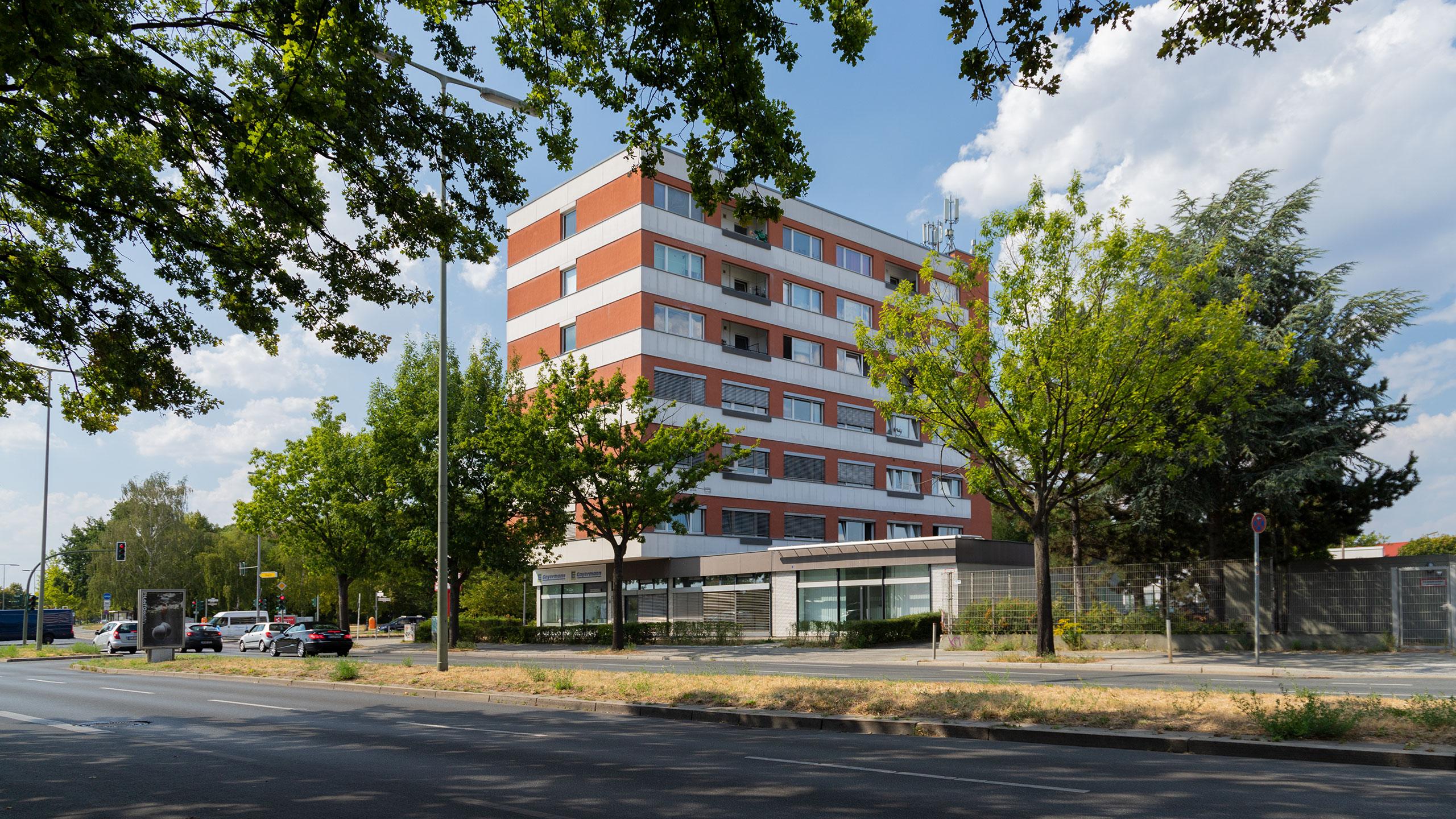 Wohn- und Gewerbepark Marienfelde Motzener Strasse 3