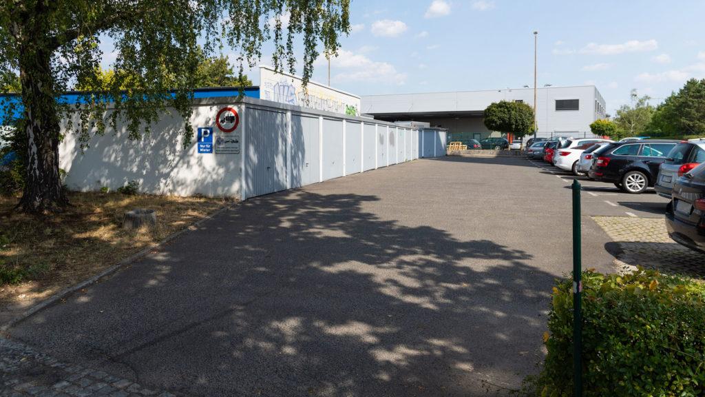 Wohn- und Gewerbepark Marienfelde Motzener Strasse 3 Garagen