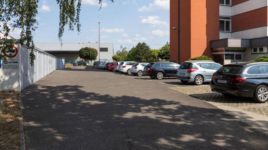 Wohn- und Gewerbepark Marienfelde Motzener Strasse 3 Stellplätze